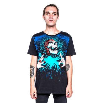 Herren T-Shirt  IRON FIST - Gypsy Curse - Black, IRON FIST