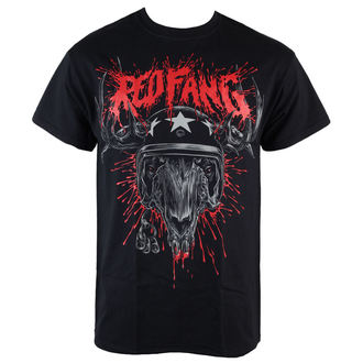 Herren T-Shirt  Red Fang - Jackalope - Black - KINGS ROAD - 1703