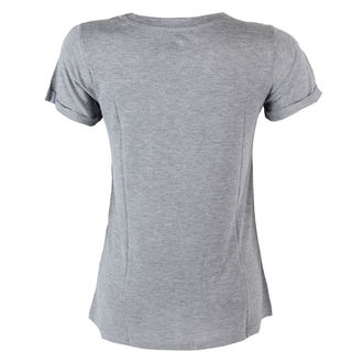 Damen T-Shirt  Jack Daniels - 1866 - Grey, JACK DANIELS