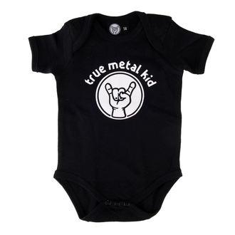 Babybody  Metal-Kids - True Metal Kid - Black, Metal-Kids