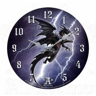 Uhr ALCHEMY GOTHIC - Lightning Dragon, ALCHEMY GOTHIC