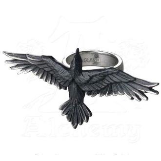 Ring ALCHEMY GOTHIC - Pewter Ring, ALCHEMY GOTHIC