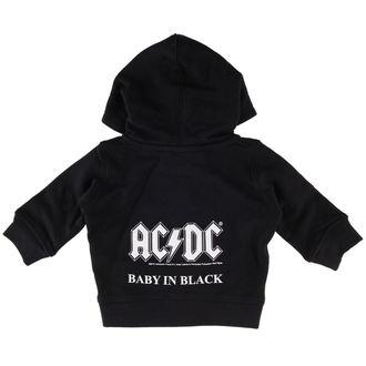 Kinder Hoodie  AC/DC - Baby In Black - Metal-Kids, Metal-Kids, AC-DC