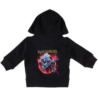 Kinder Hoodie  Iron Maiden - FLF - Metal-Kids, Metal-Kids, Iron Maiden