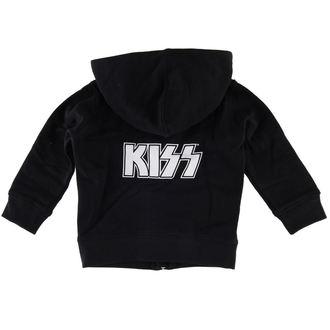 Kinder Hoodie  Kiss - Logo - Metal-Kids, Metal-Kids, Kiss