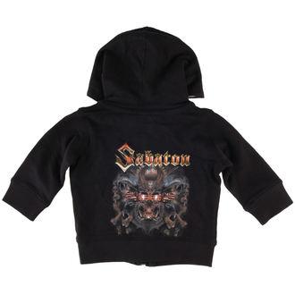 Kinder Hoodie  Sabaton - Metalizer - Metal-Kids, Metal-Kids, Sabaton