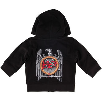 Kinder Hoodie  Slayer - Silver Eagle - Metal-Kids, Metal-Kids, Slayer