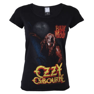 Damen T-Shirt Ozzy Osbourne - Bark At The Moon - AMPLIFIED, AMPLIFIED, Ozzy Osbourne