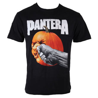 Herren T-Shirt  Pantera - Pumpkin Kneifen - BLK - AMPLIFIED, AMPLIFIED, Pantera