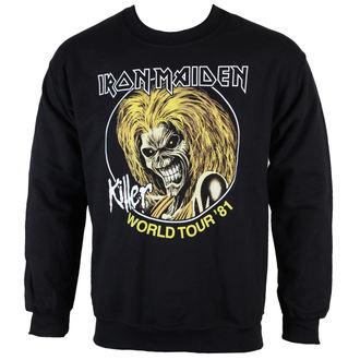 Herren Hoodie  Iron Maiden - Killers 81 - ROCK OFF, ROCK OFF, Iron Maiden