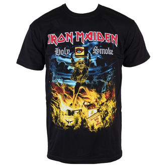 Herren T-Shirt Iron Maiden - Holy Smoke - ROCK OFF, ROCK OFF, Iron Maiden