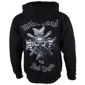 Herren Hoodie  Motörhead - Bad Magic - ROCK OFF, ROCK OFF, Motörhead