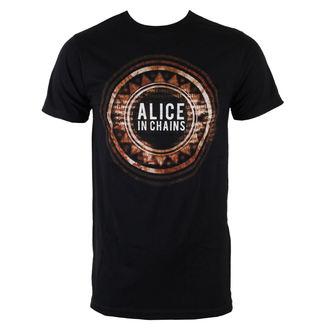 Herren T-Shirt Alice In Chains - Circle Logo - BRAVADO, BRAVADO, Alice In Chains