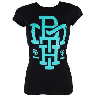Damen T-Shirt Bring Me The Horizon - Diamond Turquoise - BRAVADO, BRAVADO, Bring Me The Horizon