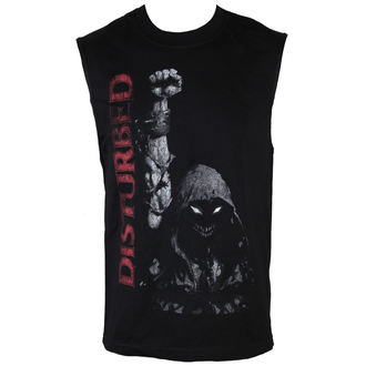 Tank Top/ Herren Unterhemd Disturbed  - Up Your Fist - BRAVADO, BRAVADO, Disturbed