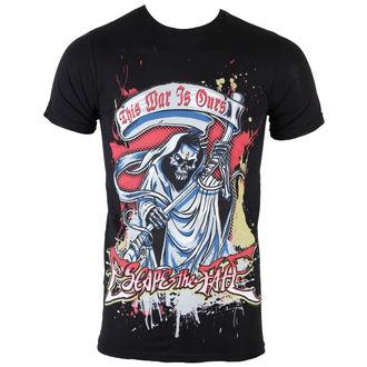 Herren T-Shirt  Escape The Fate - Chrome Reaper - BRAVADO, BRAVADO, Escape The Fate