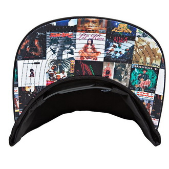 Cap FAMOUS STARS & STRAPS - Raised On Rap, FAMOUS STARS & STRAPS