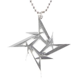 Halskette Metallica - Ninja Star - BRAVADO, BRAVADO, Metallica