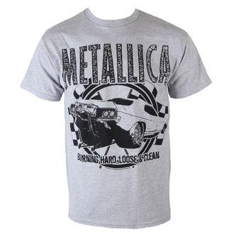 Herren T-Shirt  Metallica - Burning Hard - BRAVADO, BRAVADO, Metallica