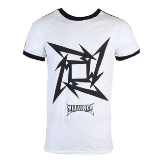 Herren T-Shirt  Metallica - Star Soccer - BRAVADO, BRAVADO, Metallica