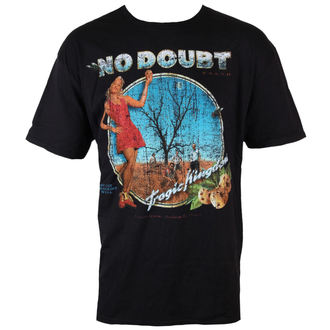 Herren T-Shirt  No Doubt - Tragic Kingdom - BRAVADO, BRAVADO, No Doubt