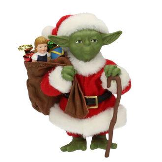 Figur Star Wars - Yoda Santa Claus, NNM