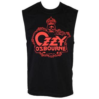 Tank Top/ Herren Unterhemd Ozzy Osbourne - Skull Logo - BRAVADO, BRAVADO, Ozzy Osbourne