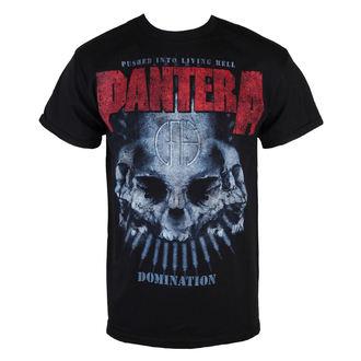 Herren T-Shirt  Pantera - Domination - BRAVADO, BRAVADO, Pantera