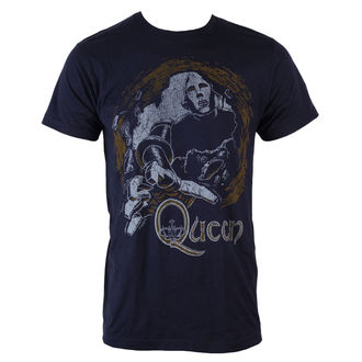 Herren T-Shirt  Queen - News Of World - BRAVADO, BRAVADO, Queen