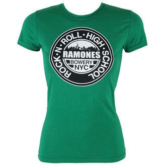 Damen T-Shirt Ramones - St. Pat High Sch - BRAVADO, BRAVADO, Ramones
