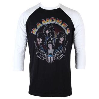 Herren T-Shirt  Ramones - Vintage Wings - BRAVADO, BRAVADO, Ramones