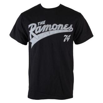 Herren T-Shirt  Ramones - Team Ramones Logo - BRAVADO, BRAVADO, Ramones
