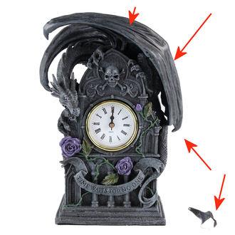 Uhr (Dekoration) Dragon Beauty - BESCHÄDIGT
