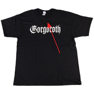 Herren T-Shirt Gorgoroth - True Black Metal - PLASTIC HEAD - BESCHÄDIGT, PLASTIC HEAD, Gorgoroth