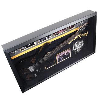 Gitarre mit Unterschrift Motörhead - ANTIQUITIES CALIFORNIA - Black, ANTIQUITIES CALIFORNIA, Motörhead