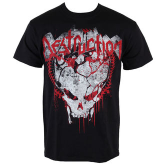 Herren T-Shirt Destruction - Grind Skull - ART-WORX, ART WORX, Destruction