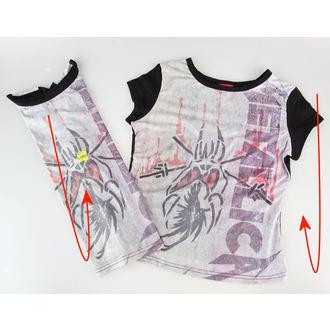 Damen T-Shirt Metallica - Scary Guy - BRAVADO - BESCHÄDIGT, BRAVADO, Metallica
