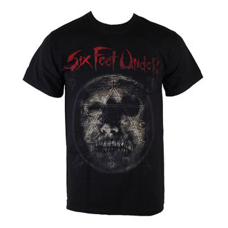 Herren T-Shirt Six Feet Under - Rotten Head - ART WORX