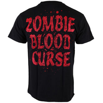 Herren T-Shirt Six Feet Under - Zombie Blood Curse - ART WORX, ART WORX, Six Feet Under