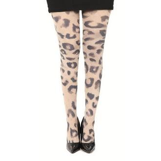 Strumpfhose PAMELA MANN - Leopardmuster groß, PAMELA MANN