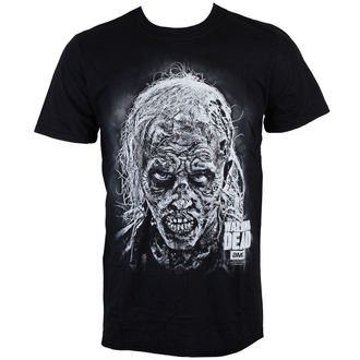 Herren T-Shirt The Walking Dead - scheußlich Walker - Black - INDIEGO, INDIEGO