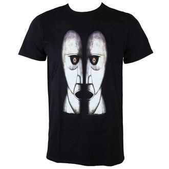 Männer Shirt PINK FLOYD - Metal Heads of Division Bell - BLK - LOW FREQUENCY, LOW FREQUENCY, Pink Floyd