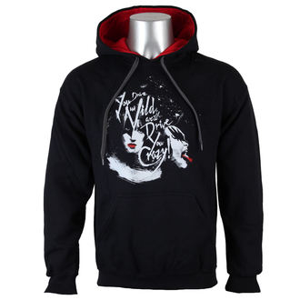 Männer Hoodie KISS - You drive us wild... - BLK - LOW FREQUENCY