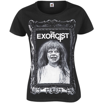 Damen T-Shirt Hardcore - THE EXORCIST - AMENOMEN, AMENOMEN