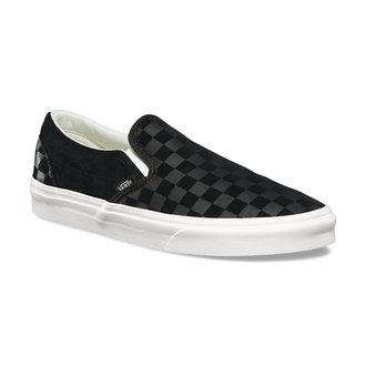 Unisex Low Sneaker - UA CLASSIC SLIP-ON (CHECKER EM) - VANS