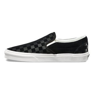 Unisex Low Sneaker - UA CLASSIC SLIP-ON (CHECKER EM) - VANS, VANS