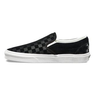 Unisex Low Sneaker - UA CLASSIC SLIP-ON (CHECKER EM) - VANS, VANS