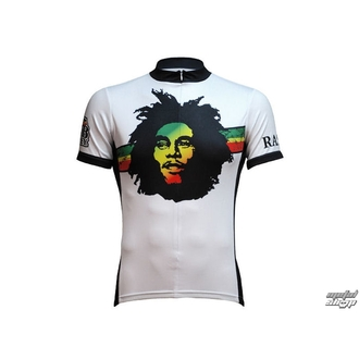 Dress Radsport PRIMAL WEAR - Bob Marley - Rasta Rock Jersey, PRIMAL WEAR, Bob Marley