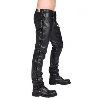 Männer Hose Black Pistol - Logo Pants Skye (Black), BLACK PISTOL