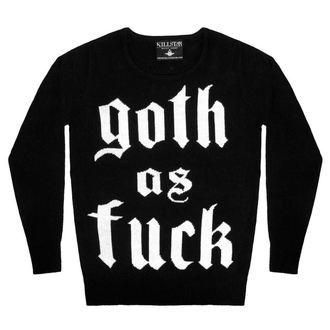 Pullover (Unisex)  KILLSTAR -Goth - Black